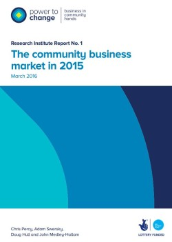 Community business market 2015