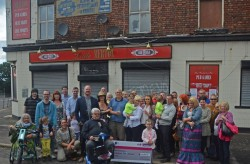 Power to Change have funded SAFE in Liverpool to restore a derelict pub into a cafe, eatery and community hub, an example of sector funding