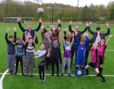 Kiveton Park and Wales run a community sports facility
