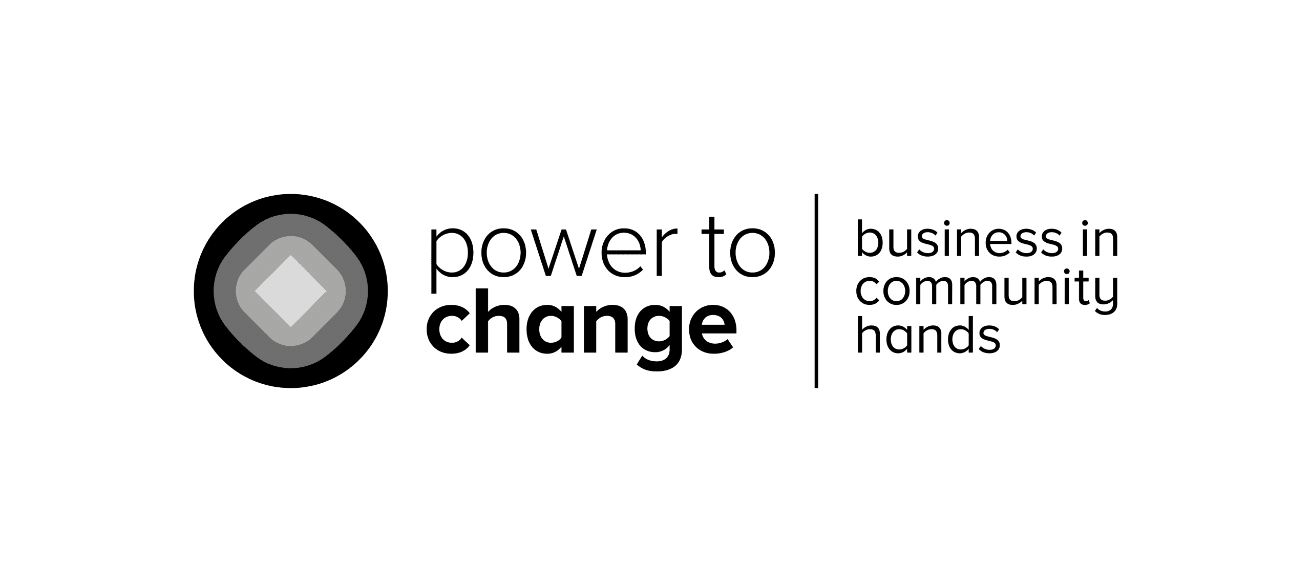 logos and guidelines power to change power to change